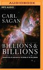 Billions  Billions Thoughts on Life and Death at the Brink of the Millennium