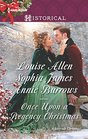 Once Upon a Regency Christmas On a Winter's Eve / Marriage Made at Christmas / Cinderella's Perfect Christmas