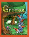 Gnomes: An Adult Coloring Book of Gnomes Throughout Time