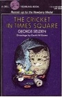 The Cricket of Time Square