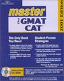 Master the Gmat Cat 2001 Edition