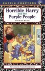 Horrible Harry and the Purple People (Puffin Chapters)