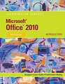 Bundle Microsoft Office 2010 Illustrated Introductory First Course  DVD Microsoft Office 2010 Illustrated Introductory Video Companion   and Projects v20 Printed Access Car