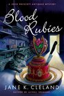 Blood Rubies (Josie Prescott Antiques, Bk 9)