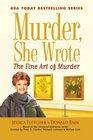 The Fine Art of Murder (Murder, She Wrote, Bk 36)