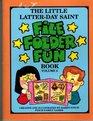 The Little Latterday Saint File Folder Fun Book Vol 2