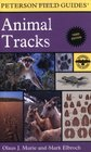 Peterson Field Guide to Animal Tracks  Third Edition