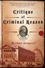 Critique of Criminal Reason (Hanno Stiffeniis, Bk 1)