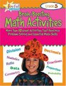 Brain-Boosting Math Activities More Than 50 Great Activities That Reinforce Problem-Solving and Essential Math Skills Grade 5