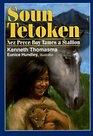 Soun Tetoken Nez Perce Boy Tames a Stallion