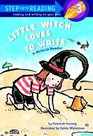 Little Witch Loves to Write