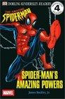 Spider-Man's Amazing Powers (DK Readers, Level 4: Proficient Reader)