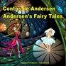 Contos de Andersen Andersen's Fairy Tales Bilingual Portuguese  English Book Dual Language Picture Book for Kids