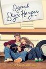 Signed Skye Harper