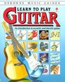 Learn to Play Guitar (Guitar)
