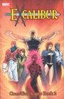 X-Men Excalibur Classic Vol 4 - Cross-Time Caper Book 2