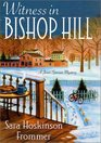 Witness in Bishop Hill A Joan Spencer Mystery