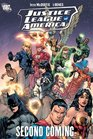 Justice League of America The Second Coming