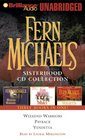Fern Michaels Sisterhood CD Collection 1: Weekend Warriors, Payback, Vendetta (Revenge of the Sisterhood)