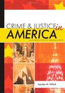 Crime  Justice in America An Introduction to Criminal Justice