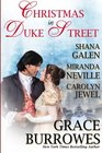 Christmas in Duke Street An Anthology of Holiday Historical Romances
