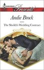 The Sheikh's Wedding Contract (Society Weddings) (Harlequin Presents, No 3347)