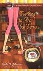 Nothing To Fear But Ferrets (Kendra Ballantyne, Pet-Sitter, Bk 2)