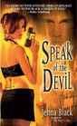 Speak of the Devil (Morgan Kingsley, Bk 4)