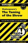 Cliffs Notes Shakespeare's The Taming of the Shrew