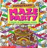 Pipsqueaks! Maze Party  (Read with Me)