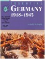 Germany 1918-1945 Student's Book