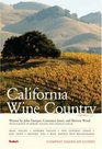 Compass American Guides California Wine Country 5th Edition