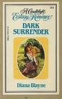 Dark Surrender (Candlelight Ecstasy No. 184)