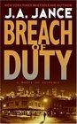 Breach of Duty (J. P. Beaumont, Bk 14)