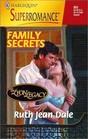 Family Secrets (The Lyon Legacy) (Harlequin Superromance, No 853)