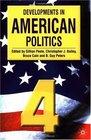 Developments in American Politics 4