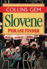 Slovene Phrase Finder