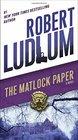 The Matlock Paper A Novel