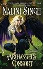 Archangel's Consort (Guild Hunter, Bk 3)