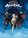 Avatar The Last AirbenderSmoke and Shadow Library Edition