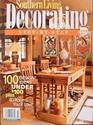 Southern Living Decorating Step-By-Step 2003
