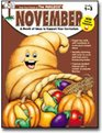 November A month of ideas at your fingertips