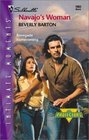 Navajo's Woman (The Protectors, Bk 13) (Silhouette Intimate Moments, No 1063)