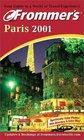 Frommer's Paris 2001