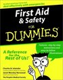 First Aid  Safety for Dummies