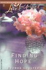 Finding Hope (Love Inspired, No 216)