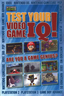 Test Your Video Game IQ