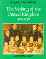 The Making of the United Kingdom 1500-1700