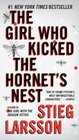 The Girl Who Kicked the Hornet\'s Nest (Millennium, Bk 3)