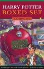 Harry Potter Boxed Set: Philosopher's Stone, Chamber of Secrets, and the Prisoner of Azkaban